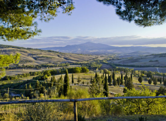valley of Orcia