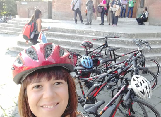 bike tour siena